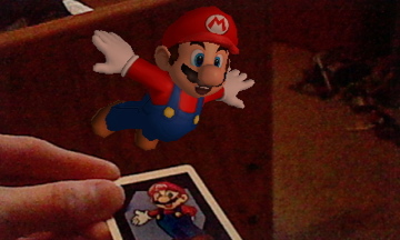 """The 3DS issues a brand-new perspective to the word """"Freedom."""" Where else could Mario soar through the skies outside of a cramped DS?"""