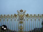 Entrance Gate to the Palace of Versailles