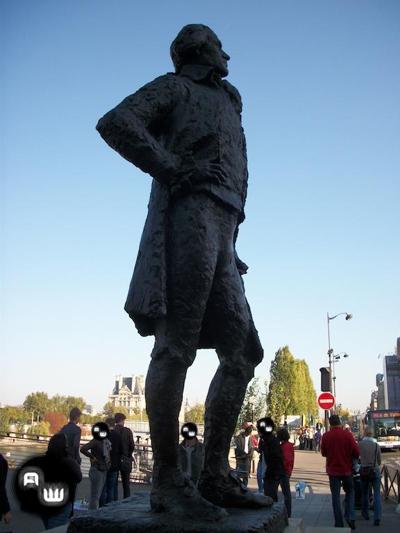 Thomas Jefferson: Ambassador to France