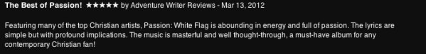 iTunes Music Review (PNG)