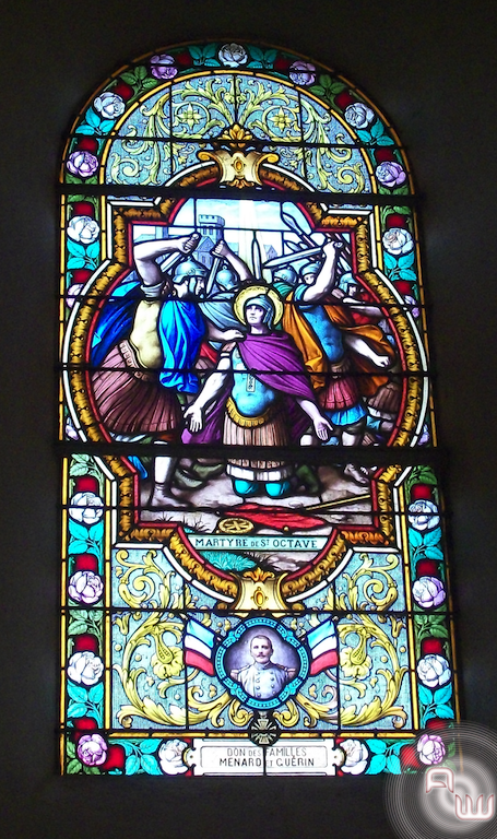 PNG Image of Stained Glass